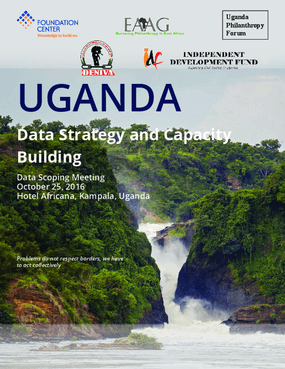 Uganda: Data Strategy and Capacity Building