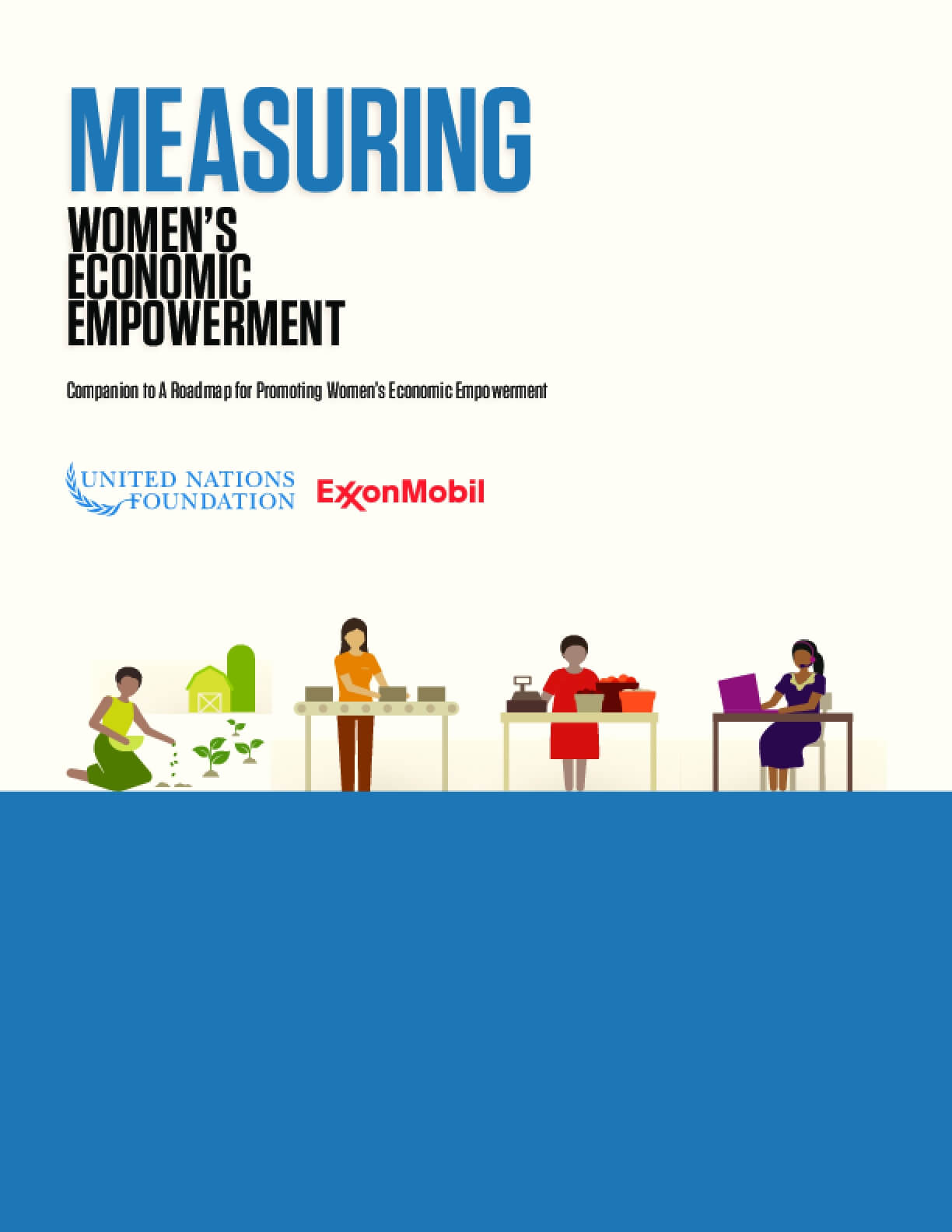 Measuring Women's Economic Empowerment