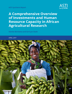 A Comprehensive Overview of Investments and Human Resource Capacity in African Agricultural Research