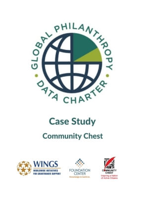 Global Philanthropy Data Charter - Community Chest Case Study