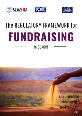 The Regulatory Framework for Fundraising in Europe