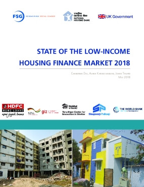 State of the Low-Income Housing Finance Market 2018
