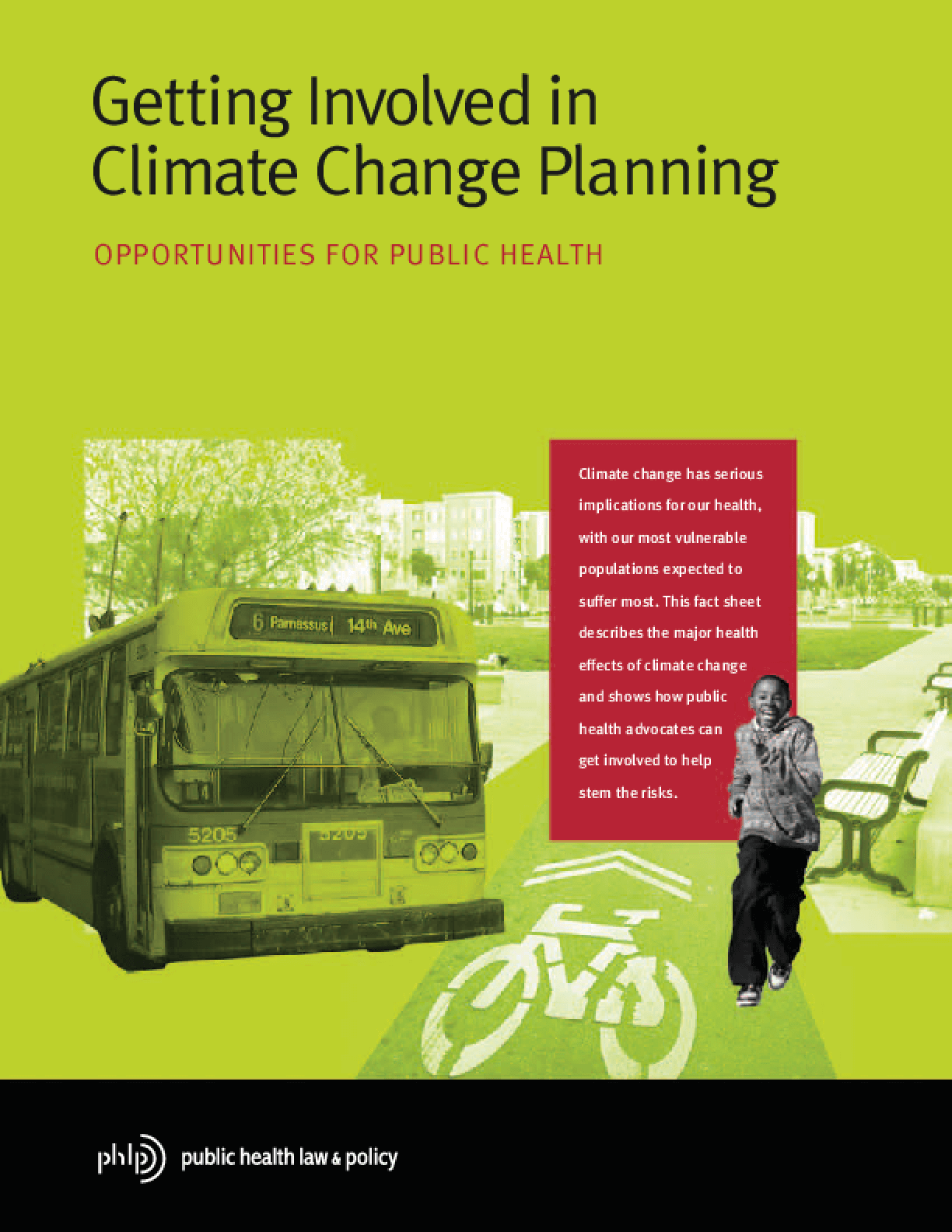 Getting Involved in Transportation Planning