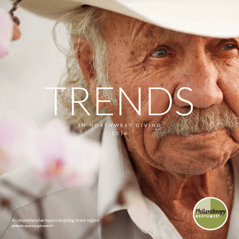 Trends In Northwest Giving 2014
