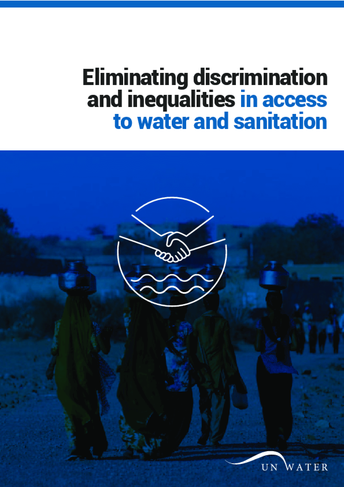 Eliminating Discrimination and Inequalities in Access to Water and Sanitation
