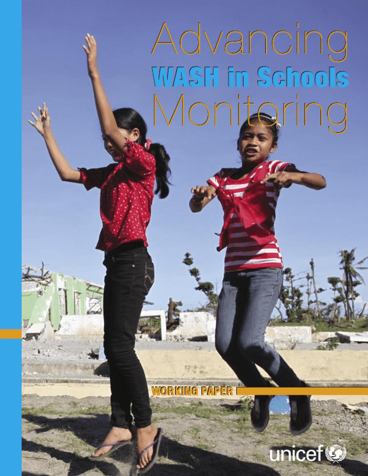 Advancing WASH in Schools Monitoring