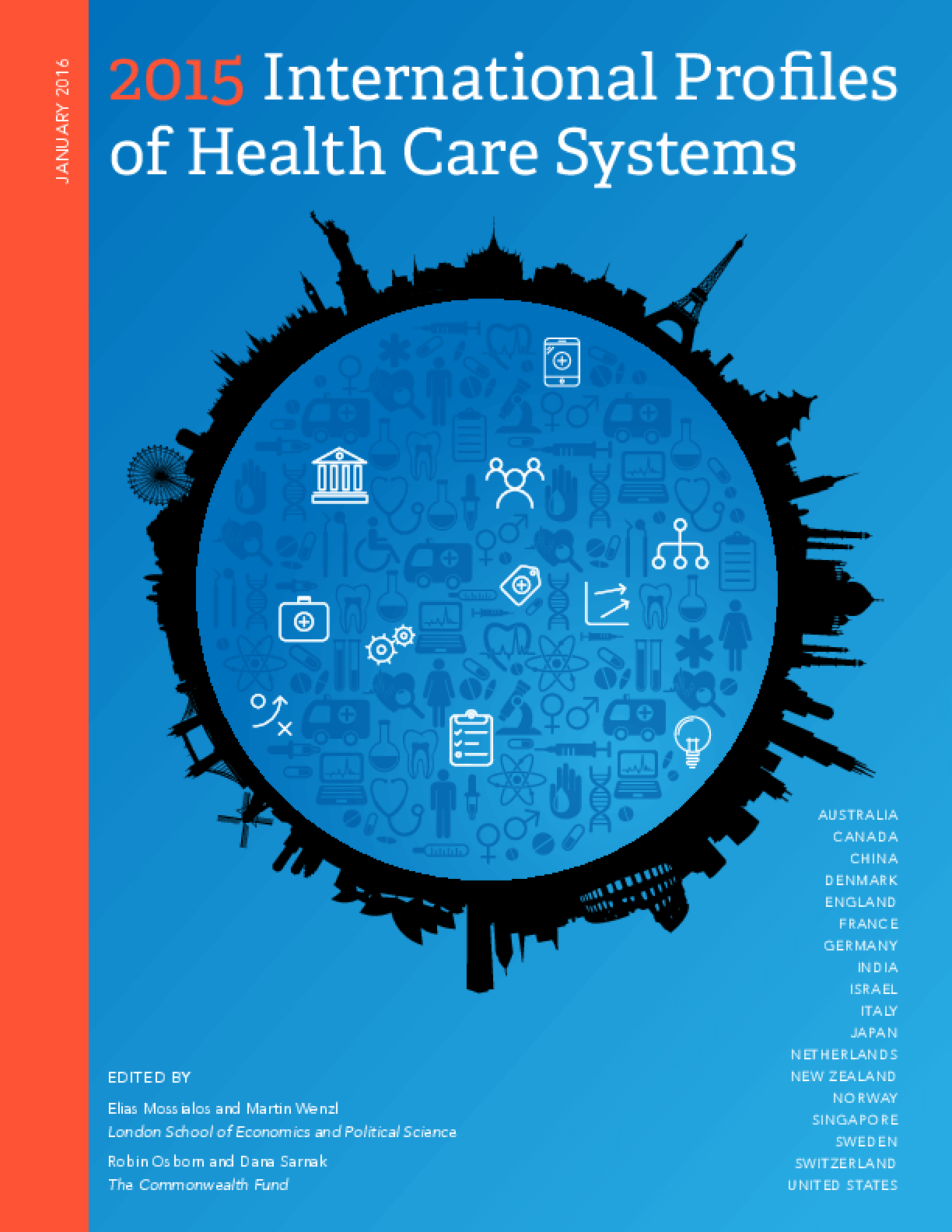 International Profiles of Health Care Systems, 2015
