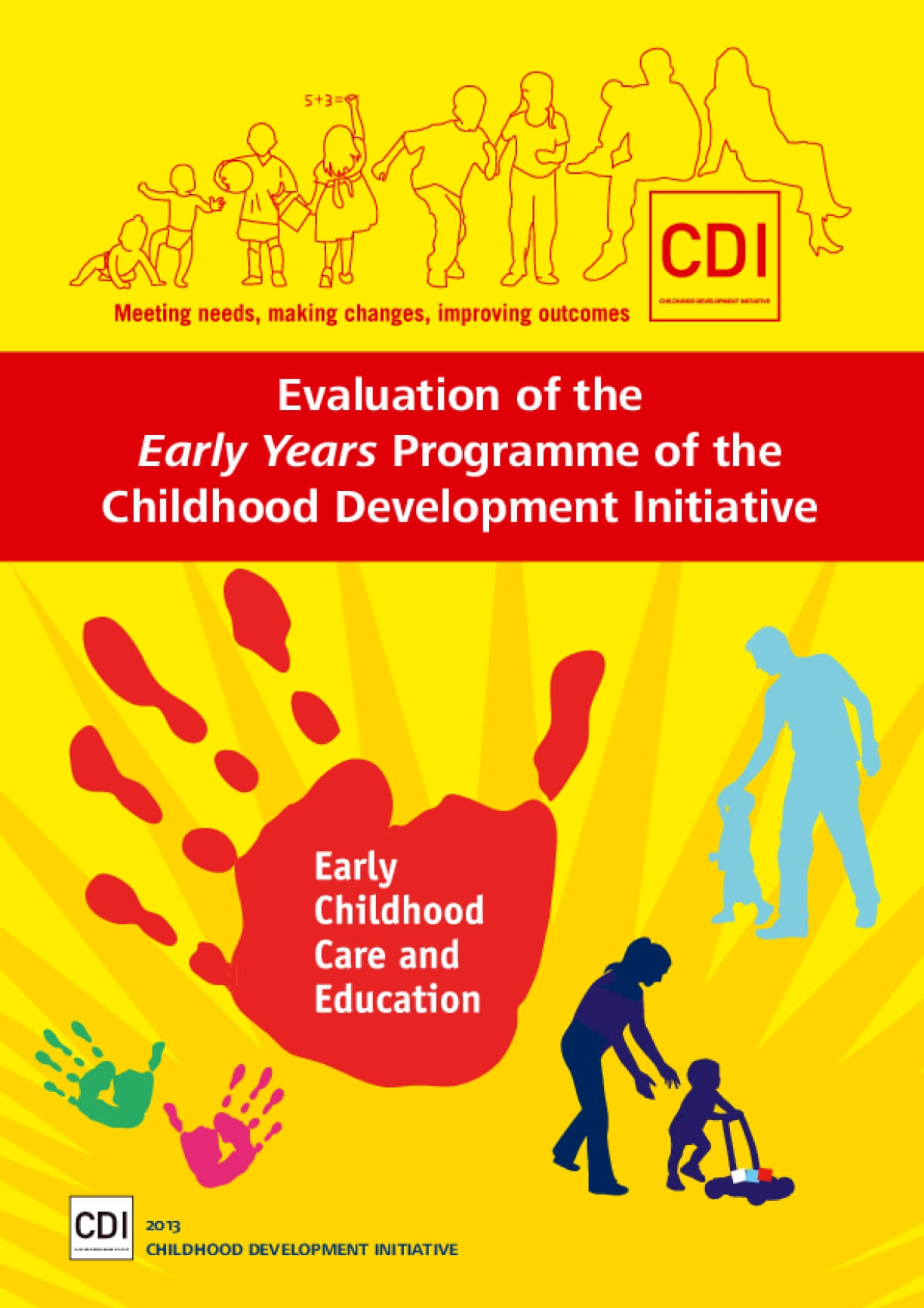 Evaluation of the Childhood Development Initiative's Early Years Programme