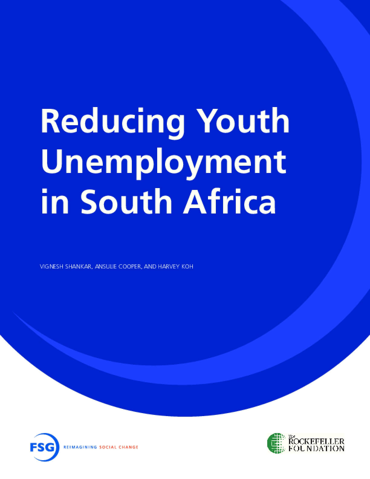 Reducing Youth Unemployment in South Africa