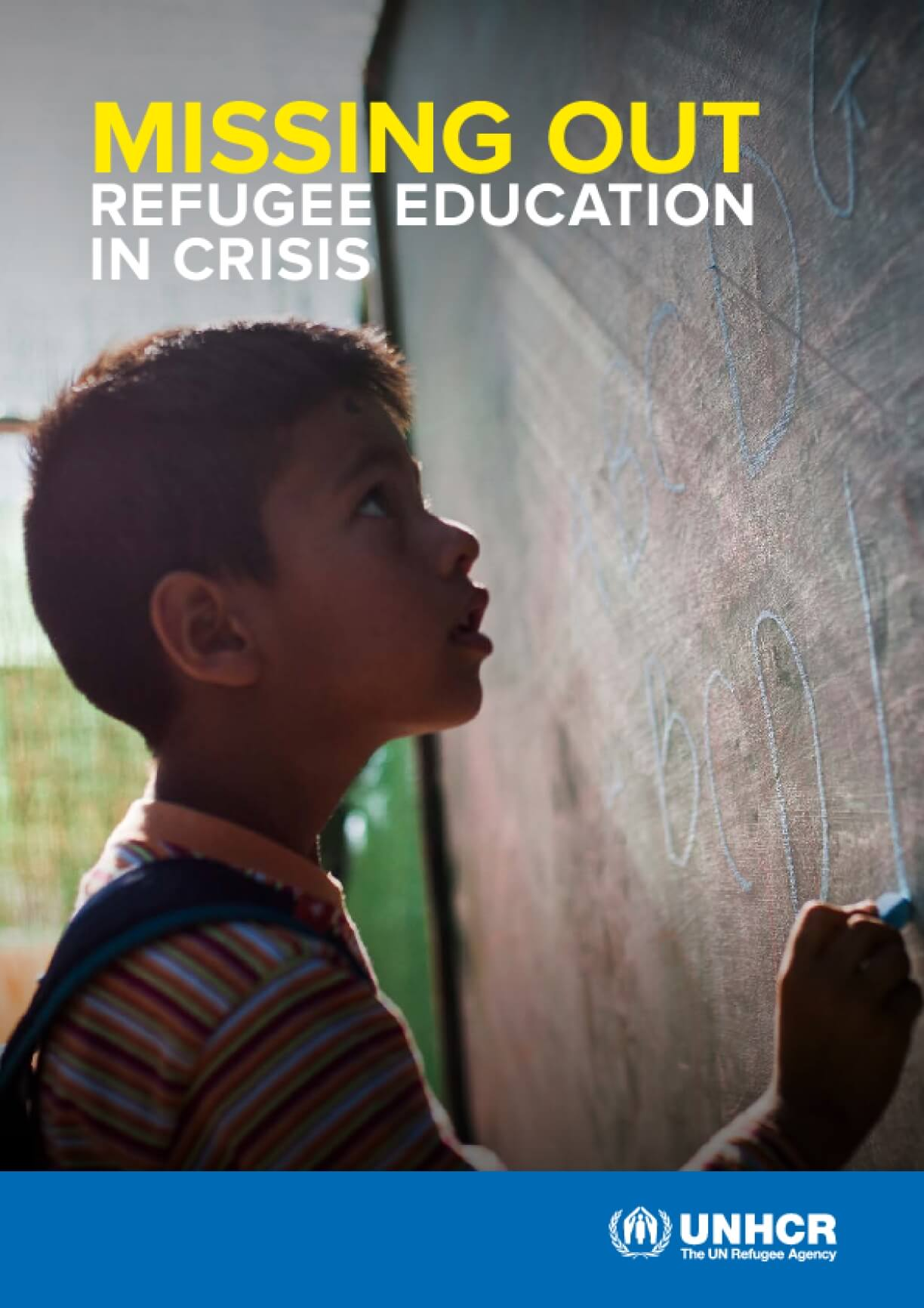 Missing Out: Refugee Education in Crisis