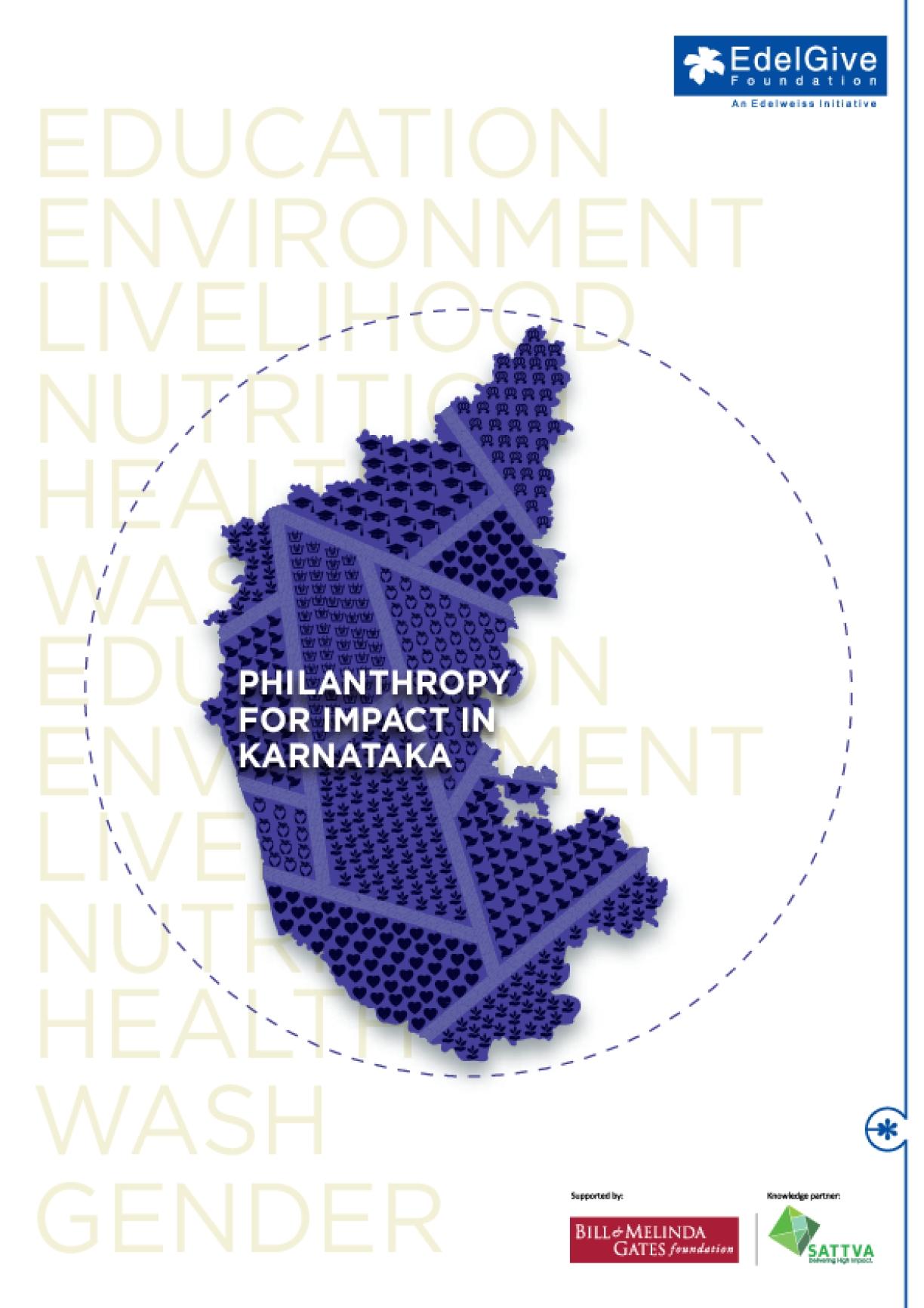 Philanthropy for Impact in Karnataka