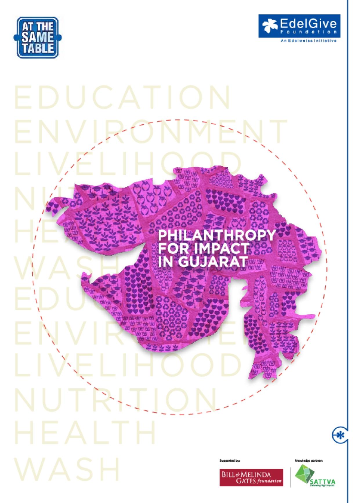 Philanthropy for Impact in Gujarat