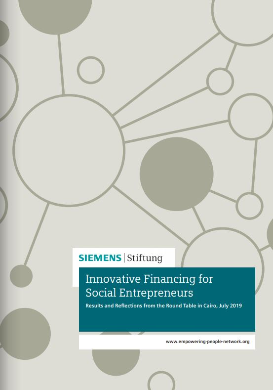 Innovative Financing for Social Entrepreneurs