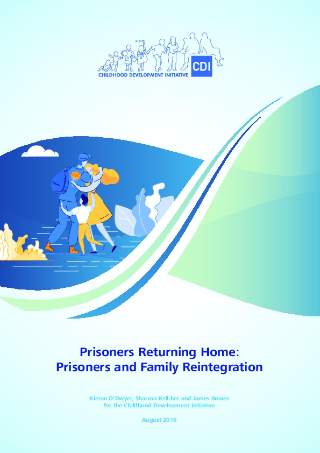 Prisoners Returning Home: Prisoners and Family Reintegration