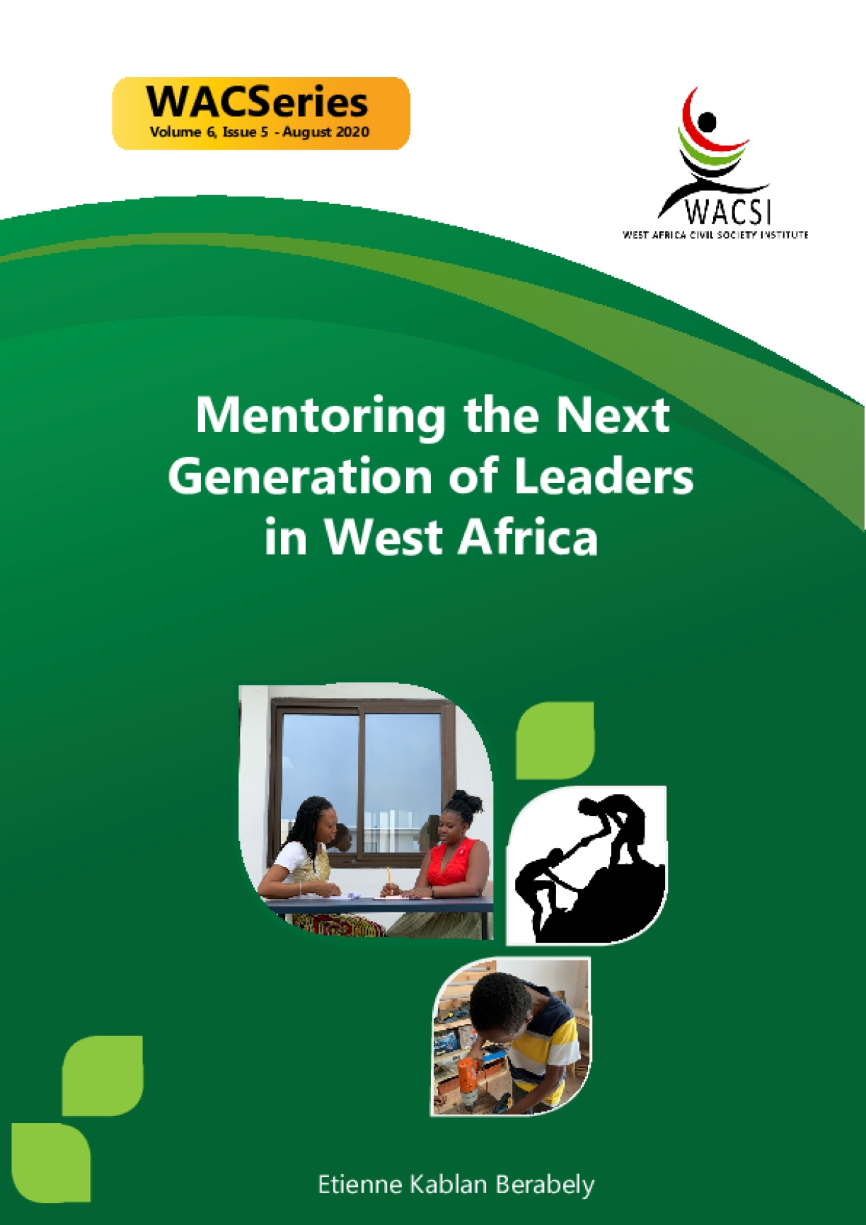 Mentoring the Next Generation of Leaders in West Africa