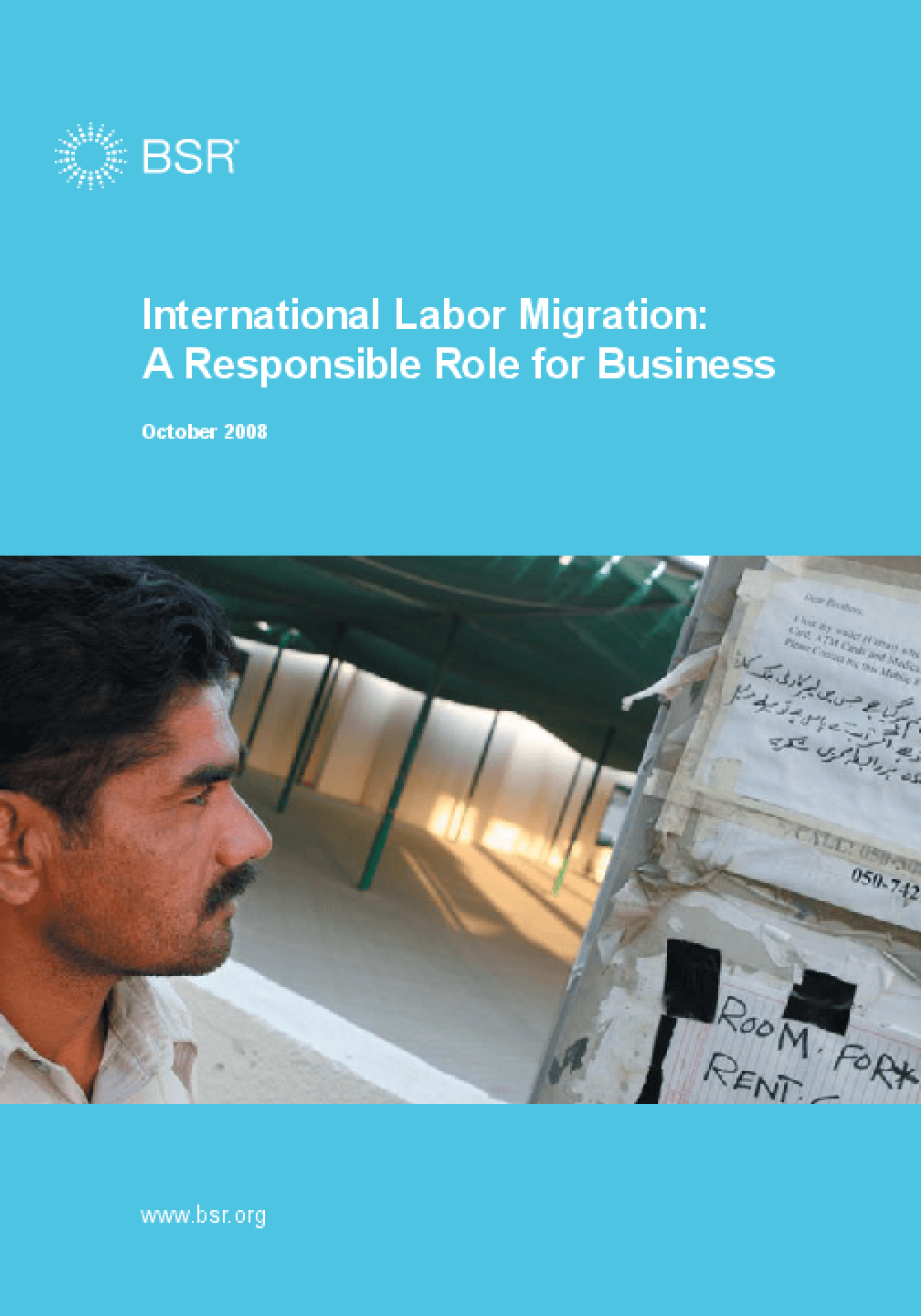International Labor Migration: A Responsible Role for Business